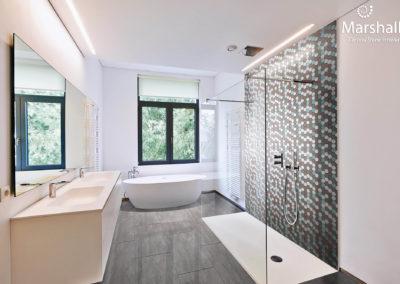 Lava Heaxgon Mosaic