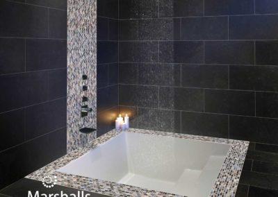 Marshalls Mosaics Rosetta Grey Pol Dahli Grey Mos with logo 2