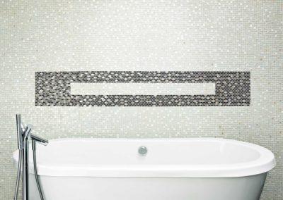 Marshalls Mosaics Sea Pearl Dahli Bk Brick mosaic