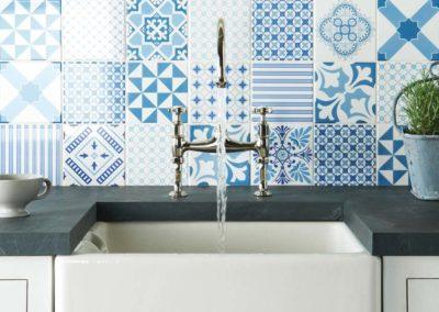 Original Style Odyssey Tapestry Blue