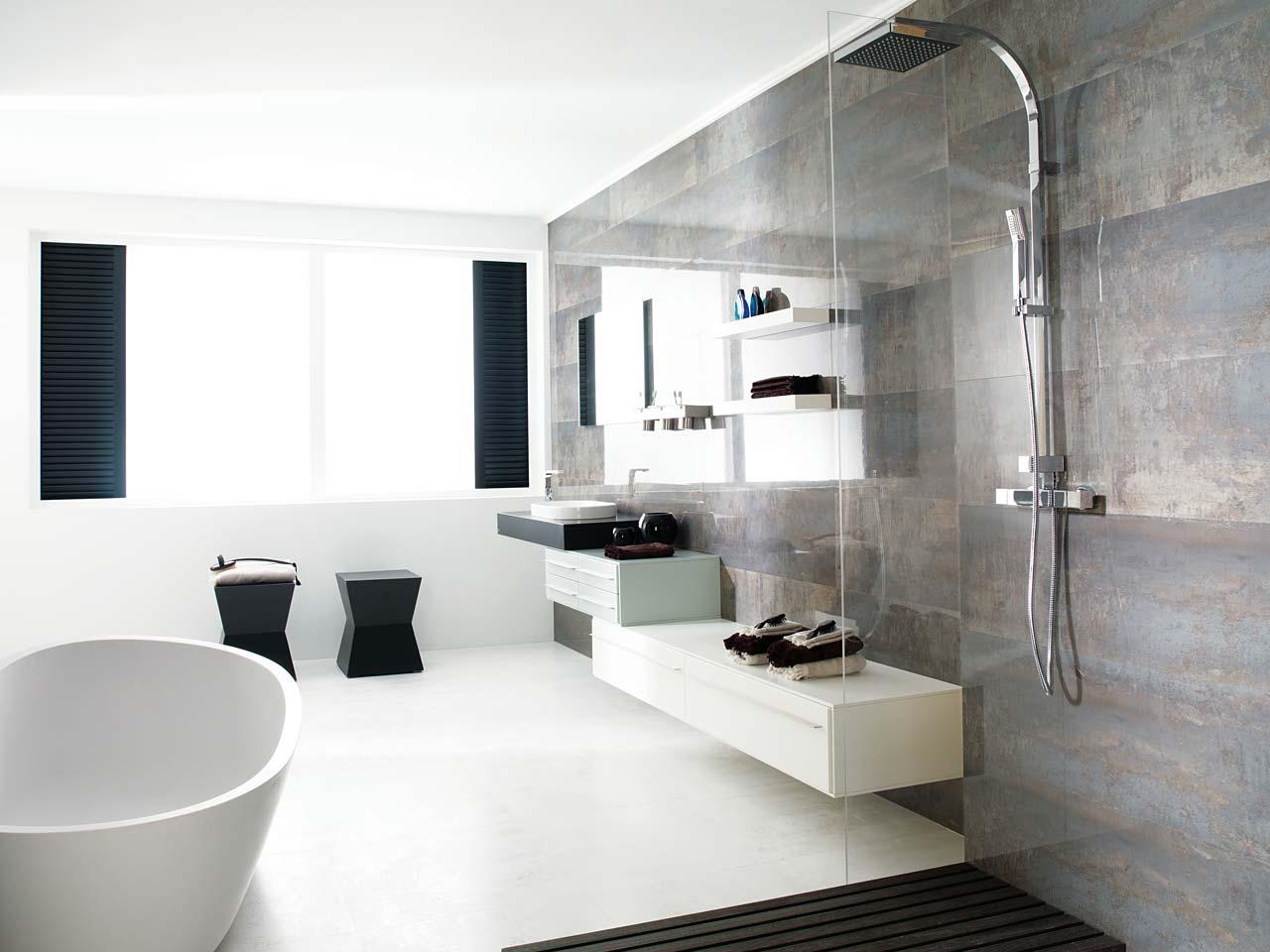 Porcelanosa tiles spacers showrooms porcelanosa venis revestimiento ceramica shine dark ferroker platino dailygadgetfo Choice Image