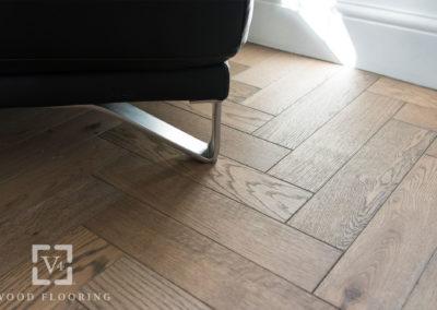 V4 Wood Flooring Zigzag ZB101