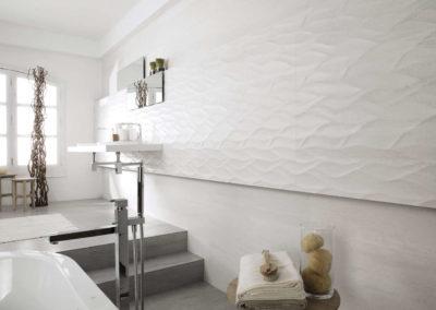 Porcelanosa London Venis revestimiento ceramica Madagascar blanco ona blanco madagascar natural 1