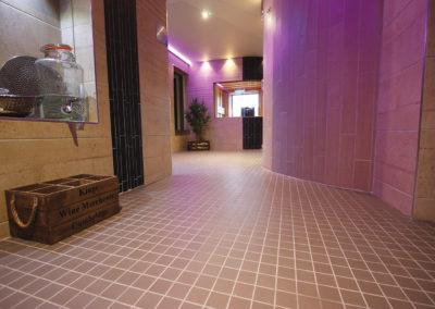 spa floor